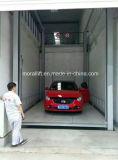 Elevatore elettrico dell'automobile di alberino 4 di funzionamento facile con CE