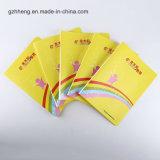 Пластичный мешок архива бумажника документа печатание способа (скоросшиватель архива)
