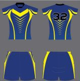 Dry Fit 100% Polyester Sublimation Rugby Shirts