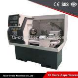 China de pequeño tamaño, el Metal Torno CNC CK6132A