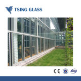 Freier Gleitbetrieb/Muster/milderten/bereiftes Glas-Luftschlitz