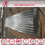 Tamanhos ondulados da folha da telhadura do soldado de aço do zinco do metal de JIS G3302