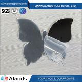 Feuille acrylique argentée de miroir des prix 3mm de vente en gros de pente une bonne