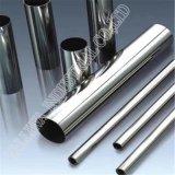 Material de construcción con el tubo de acero