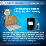 Жидкий силиконового каучука для опалубки панели литьевой Сделано в Китае