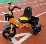 Bicicleta /Tricycle/Baby Trike/horizontalmente pneumático dos miúdos com luz da música