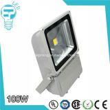 Proiettore esterno di illuminazione Fixture100W LED di ETL Dlc LED