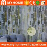 Стена декоративные материалы Блестящие цветные лаки виниловых обоев 2016 новых