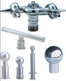 Brosse de nettoyage à brosse sanitaire à nettoyage sanitaire pour réservoir