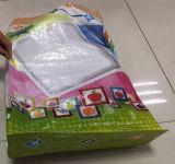 Sac tissé par Bag/PP bon marché d'OPP pour l'engrais/nourriture de empaquetage