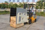 Батарея привелась в действие грузоподъемник 1.5 струбцин коробки тонны