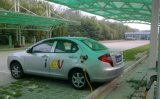 EV와 E 차를 위한 고용량 96V 200ah LiFePO4 재충전 전지 팩