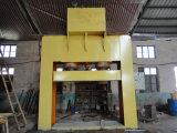 최신 판매 합판 찬 압박 기계 1200 톤