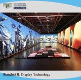 P2.5 HD 640*640 mmcabinet LED de interior la visualización de vídeo para publicidad