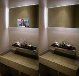 Specchio magico dell'affissione a cristalli liquidi che fa pubblicità allo schermo di visualizzazione