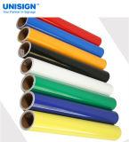 Vinyle Rolls de PVC de couleur pour le découpage graphique