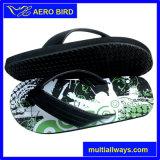 Flop Flip украшения тапочки обуви ЕВА женщин способа (15I088)