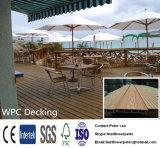 Hot Sale Jardin de l'environnement Outdoor WPC Decking (140 * 25mm)