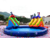Het opblaasbare Grappige Zwembad van het Stuk speelgoed van het Water (SP-032)