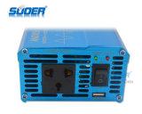 Suoer 12V DC a AC 500W Onda senoidal pura inversor de Energía Solar (FPC-500A)