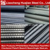 Tondo per cemento armato deforme laminato a caldo del fornitore d'acciaio con HRB400