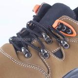 Ботинки безопасности RS014b Nubuck кожаный