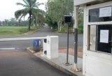 駐車のための手段の長距離RFID読取装置