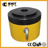 工場価格の単動ロックナットの水圧シリンダ