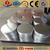 Cerchio di alluminio 1050 1060 1070 disco dell'alluminio di 1200 temperamenti O