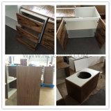 北アメリカのための新しい木の台所家具