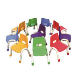 판매에 대중적인 목제 장방형 유치원 테이블 그리고 의자 가구