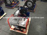 Sud400hのHDPEの管のバット溶接機