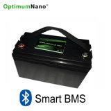 La batteria 12V 100ah di Bluetoogh LiFePO4 sostituisce la batteria di SLA