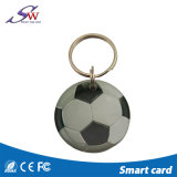 Rewritable RFID Epoxidmarke Keychain LF-HF-für Zugriffssteuerung