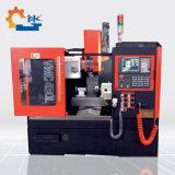 ツール交換を用いる小型CNCのフライス盤の縦のマシニングセンター