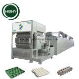 Pulpa de Papel bandeja de huevos Hghy máquina de moldeo por línea de producción 4000PCS/RR.HH.
