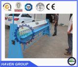 Manuelle Blech-Presse-Bremsen-Maschine, manuelles Blech