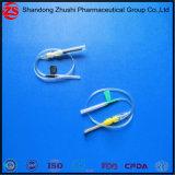 Heißer Verkaufs-sterile Wegwerfbluttransfusion eingestellt mit Filter
