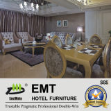 Überlegene Auslegung-Hotel-Schlafzimmer-Möbel-Präsidentensuite (EMT-D1205)