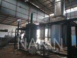 Vide les équipements de recyclage d'huile moteur utilisée pour l'Pruduce l'huile de base et le carburant diesel