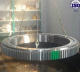 Rodamiento grande del rodillo/del anillo del oscilación de la combinación de la bola de China
