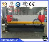 Machine hydraulique QC12Y-6X3200 de tonte et de découpage de faisceau d'oscillation d'E21S