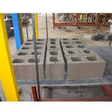 Мониторинг интервала QT12-15 машины для принятия конкретных блоков бетонное скрытых полостей
