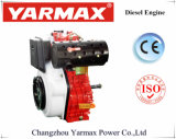 De Lucht van het Begin van de Hand van Yarmax koelde de Enige Mariene Dieselmotor van de Cilinder