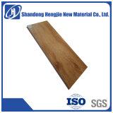 Cliquez sur le WPC en vinyle de matériaux de construction en bois couverte de plastique un revêtement de sol composite