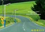 Freies garten-Straßenlaternedes BeispielIP65 6W einteiliges Solar