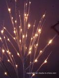 [لد] منظر طبيعيّ [مبل تر] ضوء عيد ميلاد المسيح زخرفة