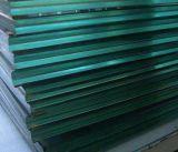 6 mm de vidro laminado de segurança temperado para escadas com certificados CE