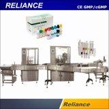 Réactifs diagnostiques de biochimie remplissant chaîne de production