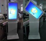 """65 """" LCD delgado Samsung visualizan el quiosco de la señalización de Digitaces"""